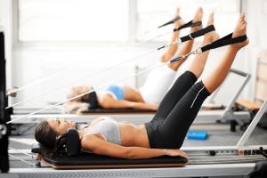 Pilates Reformer at Fitskool